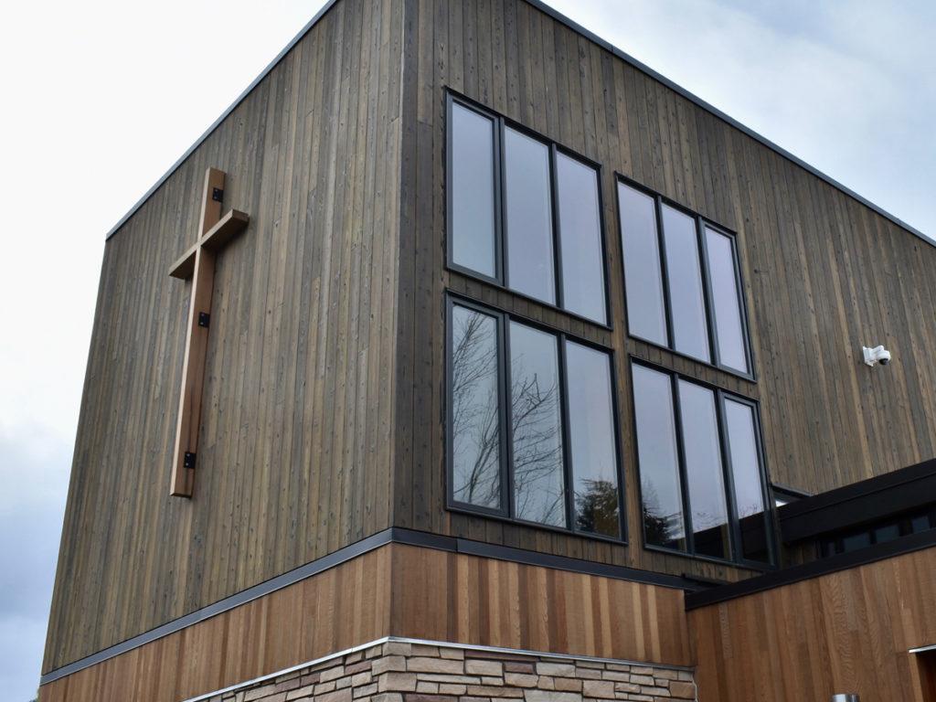 Gethsemani katholische Kirche Referenzprojekt