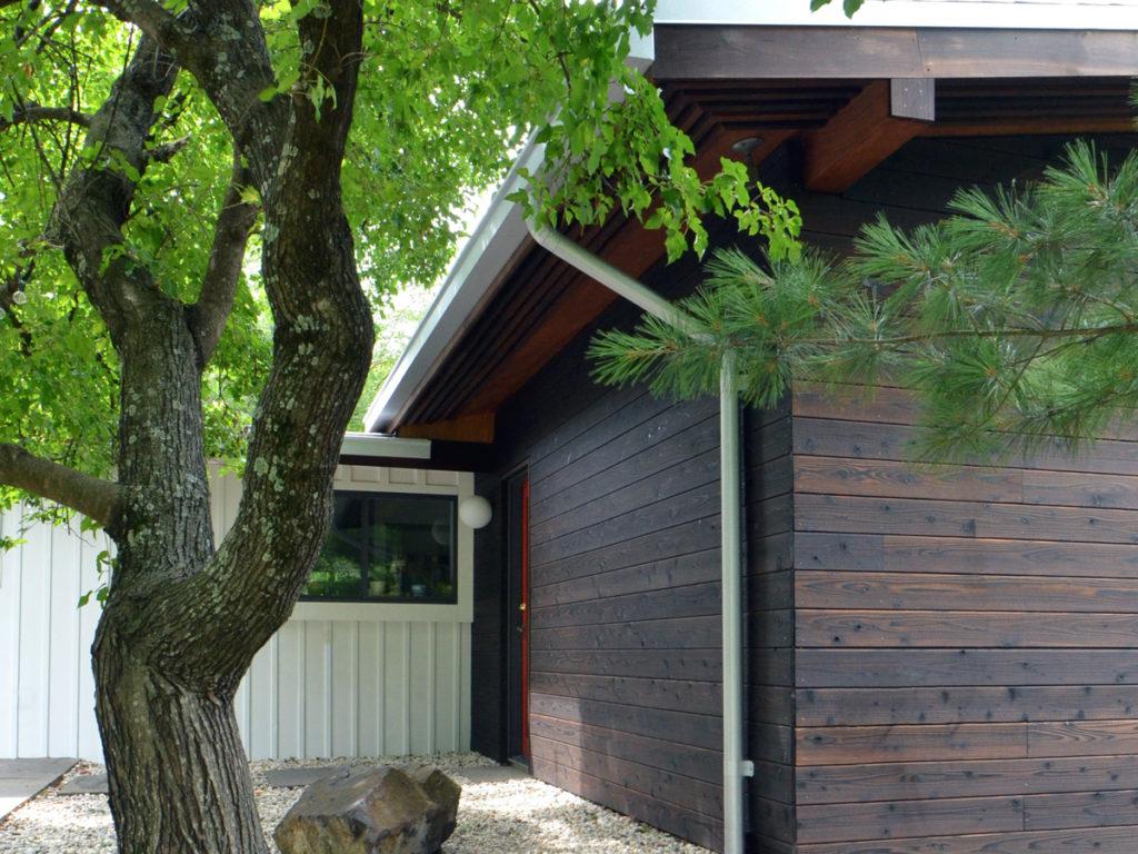 S Residence Yakisugi Referenzprojekt