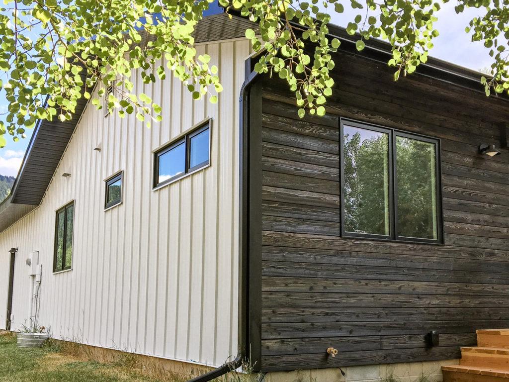 H Residence Yakisugi Referenzprojekt
