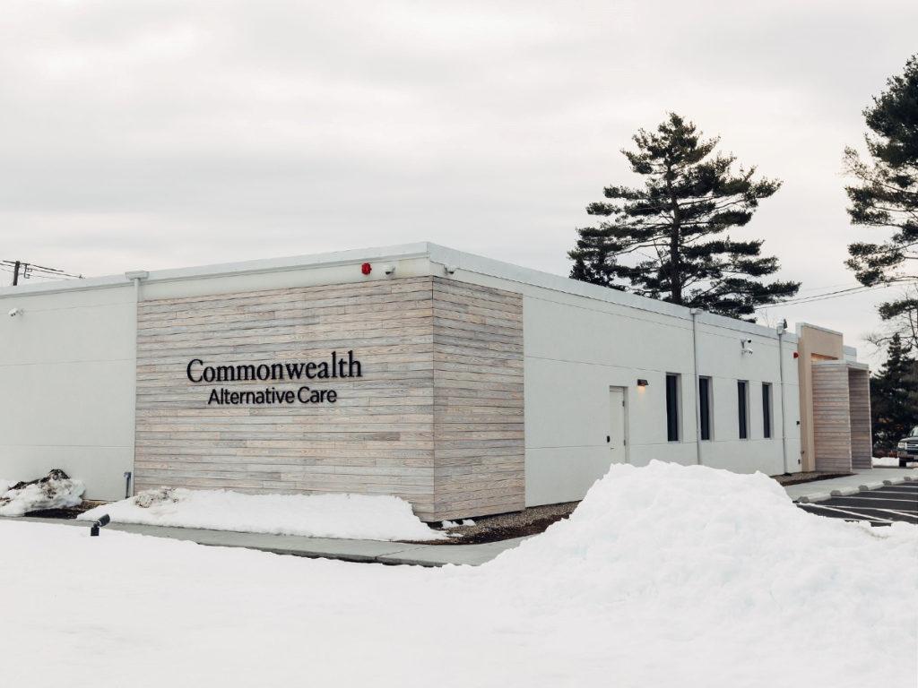Commonwealth Projekt Aussenansicht